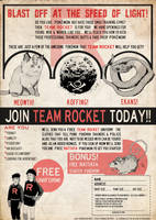 Team Rocket by matthewethan