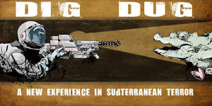 Dig Dug by matthewethan
