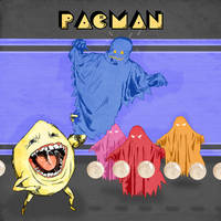 Pacman by matthewethan