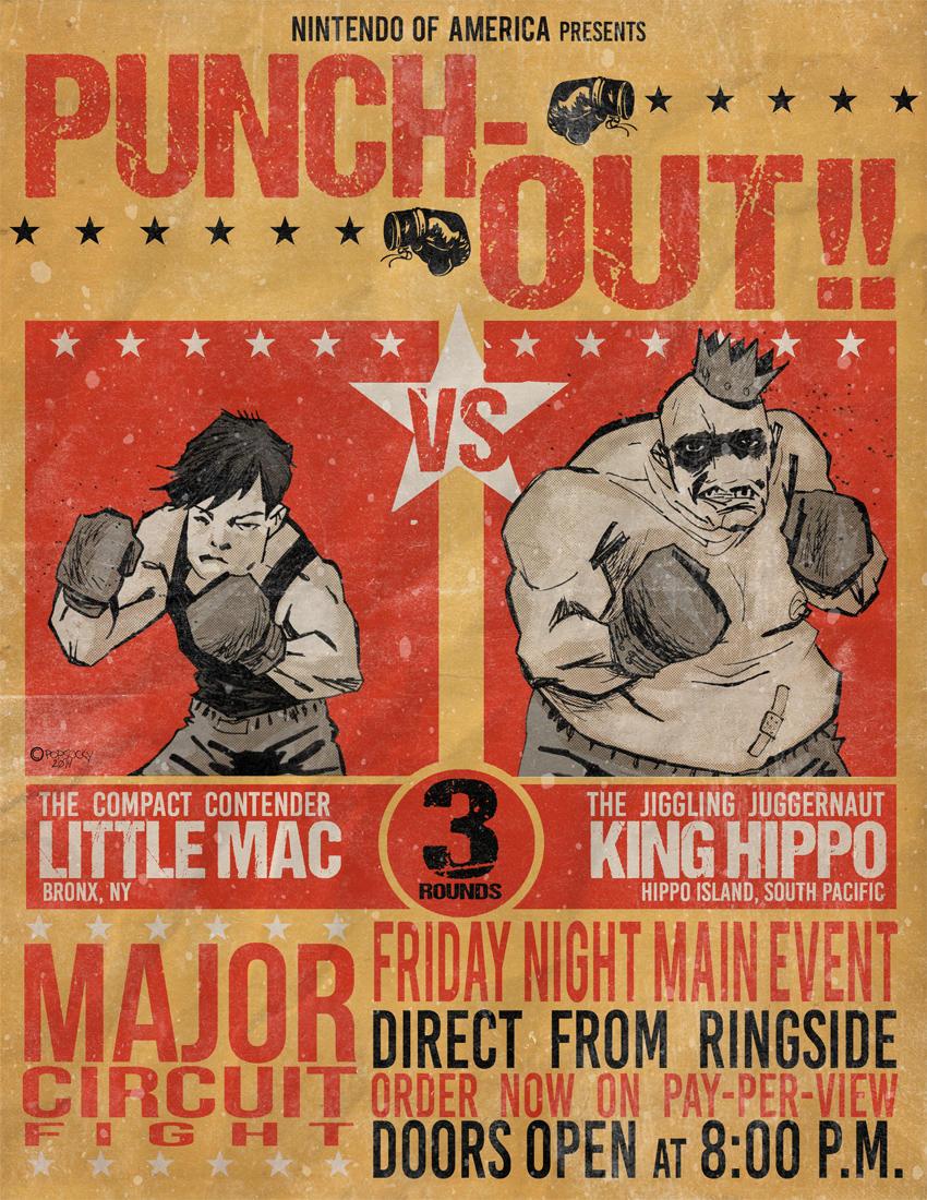 Punchout by matthewethan