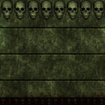 Green Marble w/blood 2 (Remake) by Hoover1979