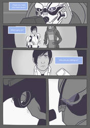 Chapter 9: An eye for an eye - Page 137 by iichna