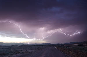 Desert Storm II by MaximeDaviron