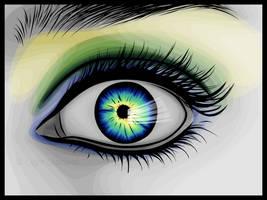 Bright Eyed by LightDisciple