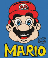 Mario by LeevanCleefIII