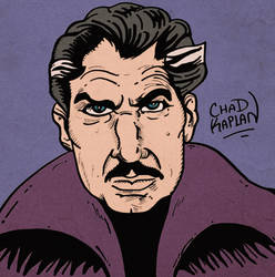 Vincent Price by LeevanCleefIII