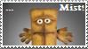 Bernd das Brot - Stamp by Rabbiata