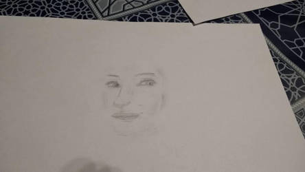 Face - practice by AleaFlight
