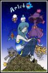 Arlet Pokemon Trainer by OpalPeony