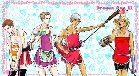 housemaid DA 2 by Purple-Meow