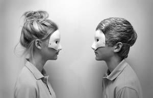 Masks by Hannerh