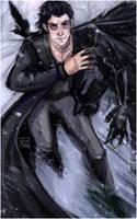 Raven - Maleficent by JunKazama15