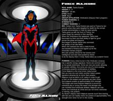 Force Majeure Bio by RODCOM1000
