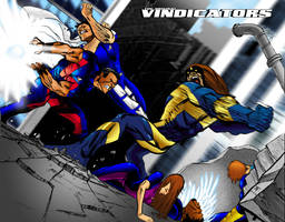 Vindicators vs Herod by RODCOM1000