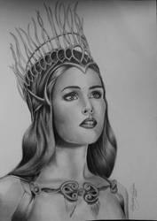 Isabele Lucas by Midaqle