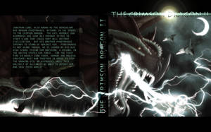The Crimson Dragon II cover... by Ghostwalker2061