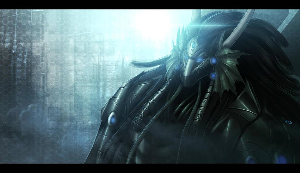 The Prisoner by Ghostwalker2061