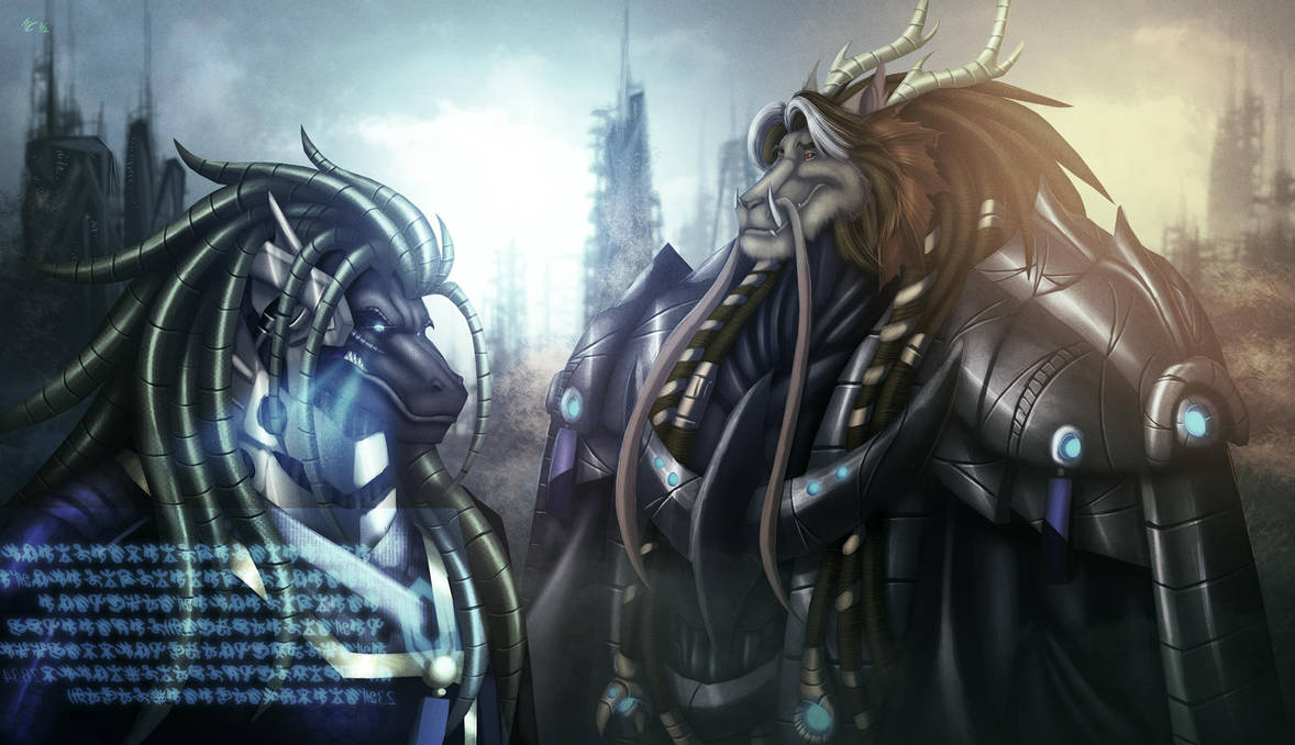 Negotiations Sour by Ghostwalker2061