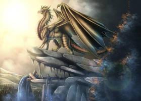 Dragoniade by Ghostwalker2061