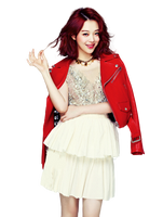 f(x) Sulli PNG by ByLeto