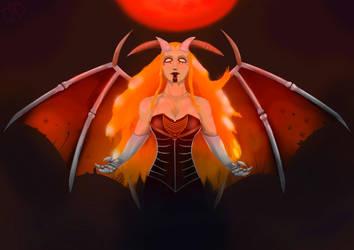 Lilith by Hikkimaou