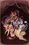 Pokecats by cryptosilver