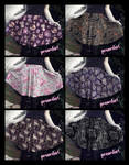 NEW SKIRTS! Preorders close October 21! by cryptosilver