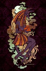 Anubis by cryptosilver