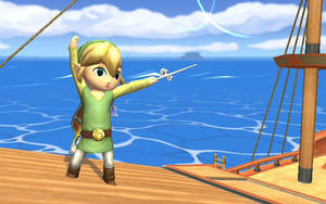 Toon Link 2 by spikex
