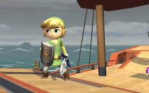 Toon Link 3 by spikex