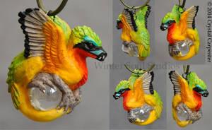 Bee-eater Lemon by soulofwinter