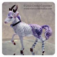 Lavender Kirin by soulofwinter