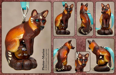 Marius Ornament by soulofwinter