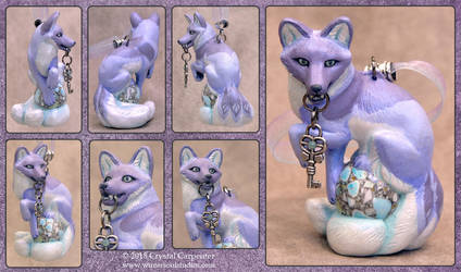 Isa Ornament by soulofwinter