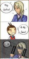 Oi Justice by LuckyBlackCatXIII