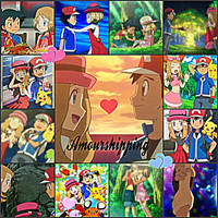 AmourShipping-Wallpaper~ by TheKalosQueenSerena