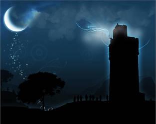 _TowerOfTheKing. by darkevil