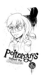 Polterguys! by StephenMcCranie