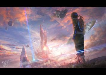 The Perfect Faraway by ElXi-Ameyn