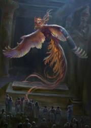 Phoenix by ElXi-Ameyn