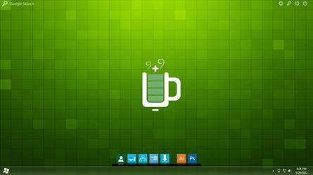 Metro 7 Desktop by j3v5k1