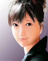 Aoi Miyazaki by jfong