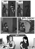Spy vs. Pyro by jfong