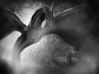 Dragon by Cath300