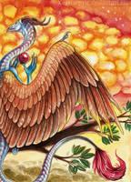 Feathery by Acayth