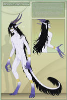 Reference commission: Yarrow by Acayth