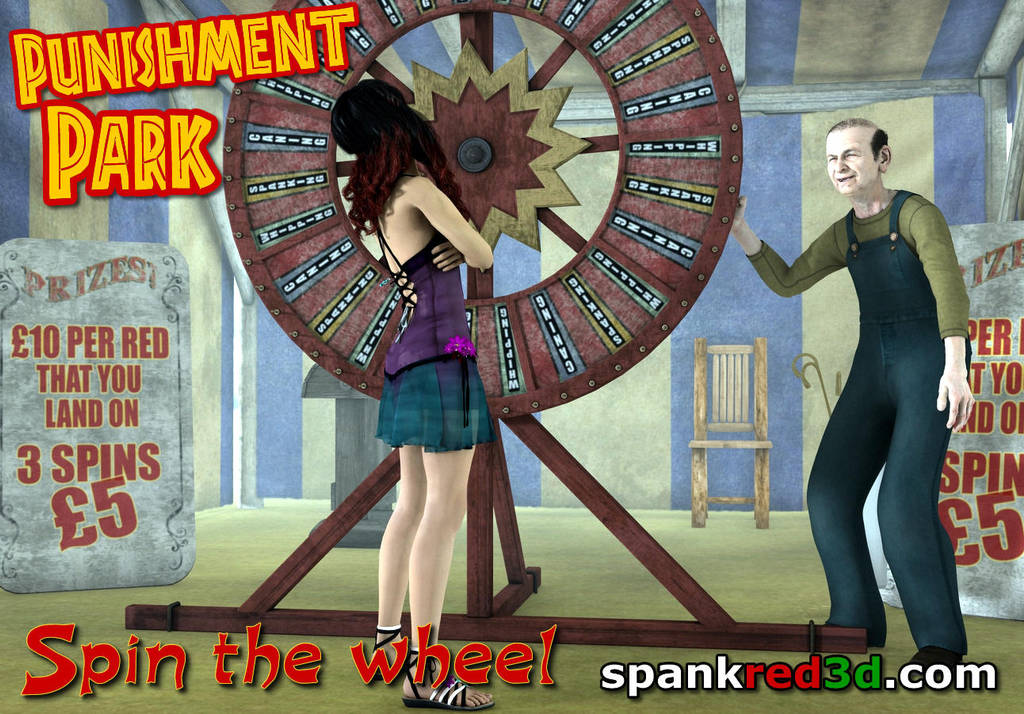 The Wheel of (Miss) Fortune by SpankRed