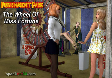 The-Wheel-Of-Miss-Fortune by SpankRed