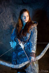 Ygritte cosplay Game of Thrones by Dafnash