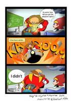 Omeletta's Tragic Backstory by drivojunior